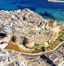 Ministero dei Beni Culturali e Ambientali. Le mura di Otranto